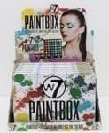 W7 Paintbox 77 Shades of Eye Colour (6pc)