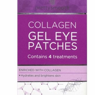 Pretty Smooth Gel Eye Patches - Collagen (12pc)