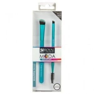 Moda - EZGlam Beautiful Brows Brush Duo