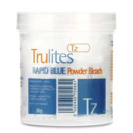 Trulites Powder Bleach - Rapid Blue 500g (1pc)