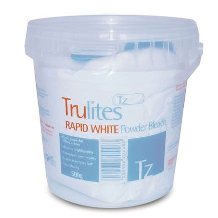 Trulites Powder Bleach - Rapid White 500g (1pc)