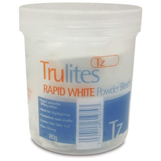 Trulites Powder Bleach - Rapid White 80g (1pc)