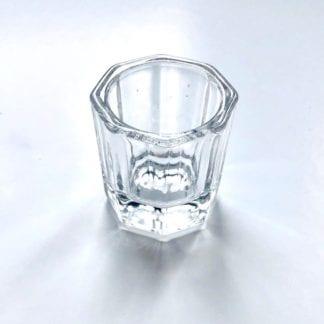 Mirage Professional Glass Dappen Dish (1pc)