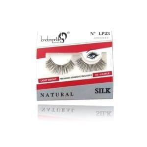 London Pride Silk Natural Eyelash (LP23) (6pc)
