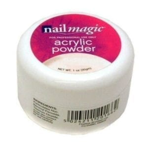 Nail Magic Acrylic Powder - Clear (30g)