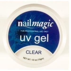 Nail Magic UV Gel - Clear 15g