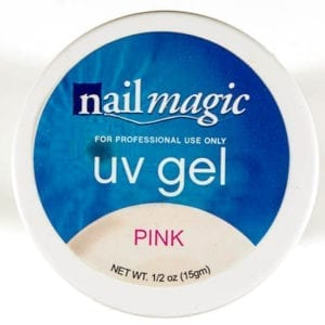 Nail Magic UV Gel - Pink 15g
