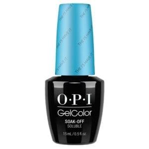 OPI GelColor Soak Off Gel Polish - The I's Have It