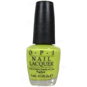 OPI Nail Lacquer - Life Gave Me Lemons