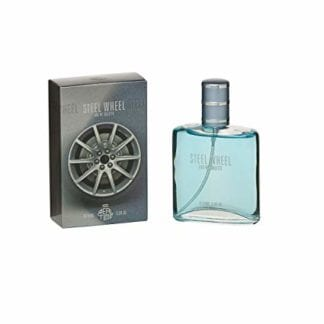 Real Time Steel Wheel 100ml EDT (1pc)