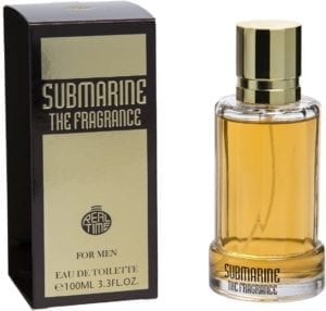 Real Time Submarine The Fragrance 100ml (1pc)