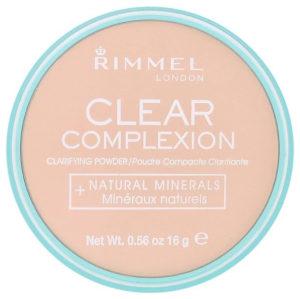 Rimmel Clear Complexion Powder - Transparent