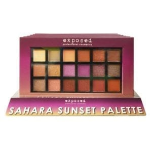Sahara Sunset 18 Colour Eyeshadow Palette