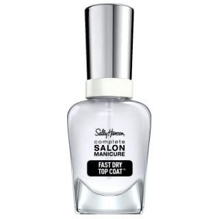 Sally Hansen Complete Salon Manicure Fast Dry Top Coat (2pc)