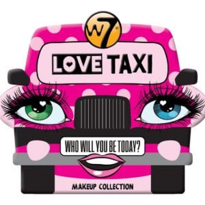 W7 Love Taxi Makeup Collection (6pc)