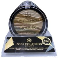 Body Collection Ombre Baked Eyeshadows (10pcs) (17507) (02 Champagne)