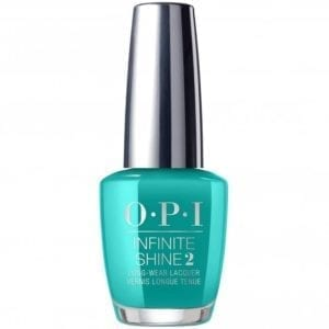 OPI Infinite Shine Nail Lacquer - Dance Party Teal Dawn