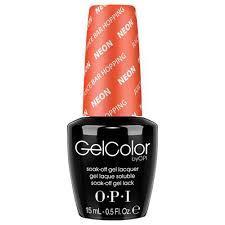 OPI GelColor Soak Off Gel Polish - Juice Bar Hopping