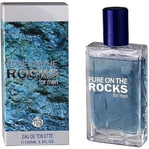 Real Time Pure On The Rocks 100ml EDT (6pcs)