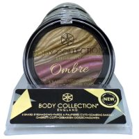 Body Collection Ombre Baked Eyeshadows (10pcs) (17508) (03 Port)