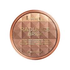 Rimmel Radiance Brick Multi-tonal Shimmer Powder (001 Light) (3pcs)