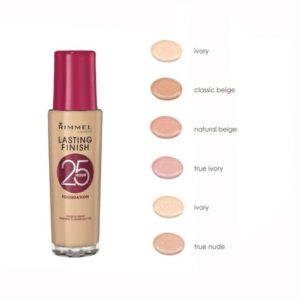 Rimmel London - Lasting Finish 25hr Foundation 30ml (3pc) (3 Shades Available)