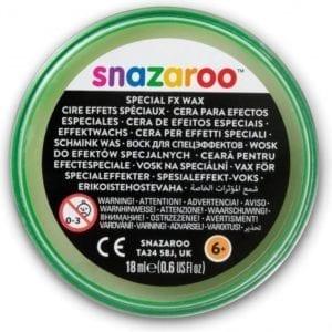 Snazaroo Special FX Wax 18ml (5pcs)