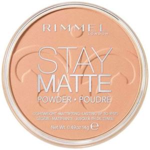 Rimmel Stay Matte Pressed Powder (009 Amber)