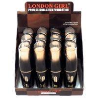London Girl Professional Stick Foundation (02) (12pcs)