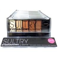 Technic Sultry Eyeshadow - Caramel (6pc)
