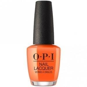 OPI Nail Lacquer - Tempura-ture Is Rising!