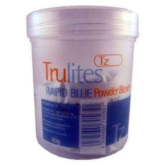 Trulites Powder Bleach - Rapid Blue 80g (1pc)