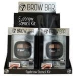 W7 Brow Bar - Eyebrow Stencil Kit