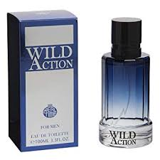 Real Time Wild Action 100ml EDT (6pcs)